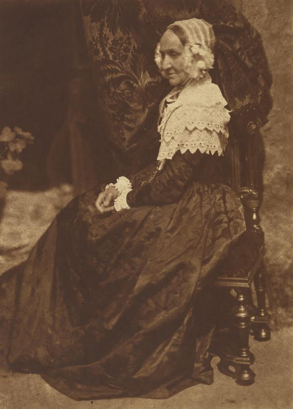 Mrs Anne (Palgrave) Rigby, 1777 - 1872 [f] (1843 - 1847)