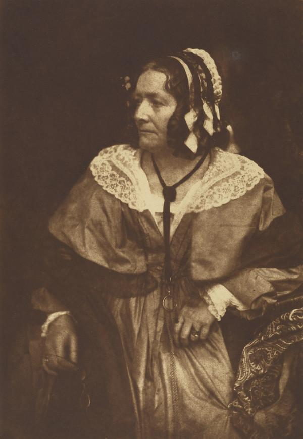 Mrs Anna (Brownell Murphy) Jameson, 1794 - 186. Irish art historian and essayist [a] (1843 - 1847)