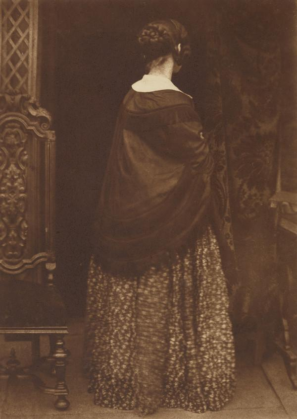Unknown woman  27 (possibly Lady Mary Baillie Haddo) (1843 - 1847)