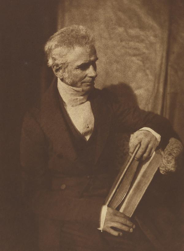 Rev. Dr William Scoresby, 1789 - 1857. Whaler, Scientist and Arctic explorer [b] (1843 - 1847)