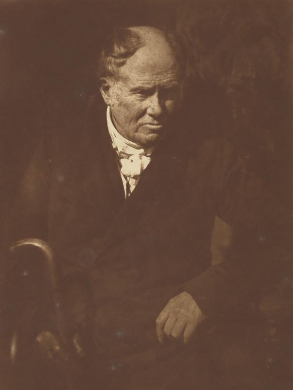 Professor Alexander Monro, 'Tertius', 1773 - 1859. Anatomist [b] (1843 - 1847)