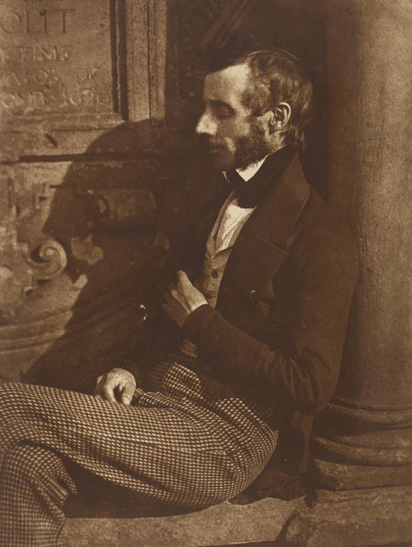 Captain Wilkie (or Captain Sinclair). Has been called 'John Ruskin' (1843 - 1847)