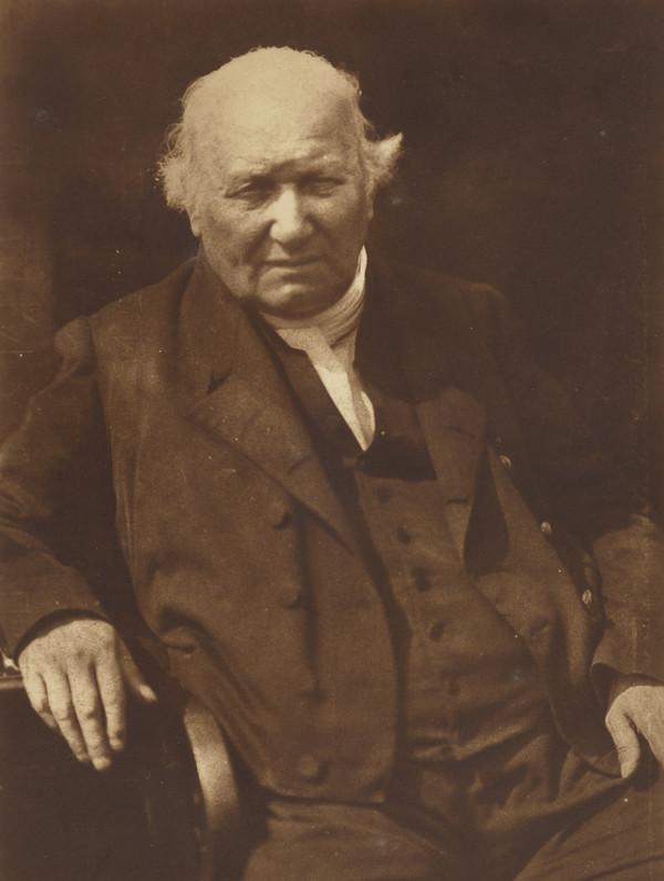 Robert Haldane, 1772 - 1854. Principal of St Andrews University [c] (1843 - 1847)