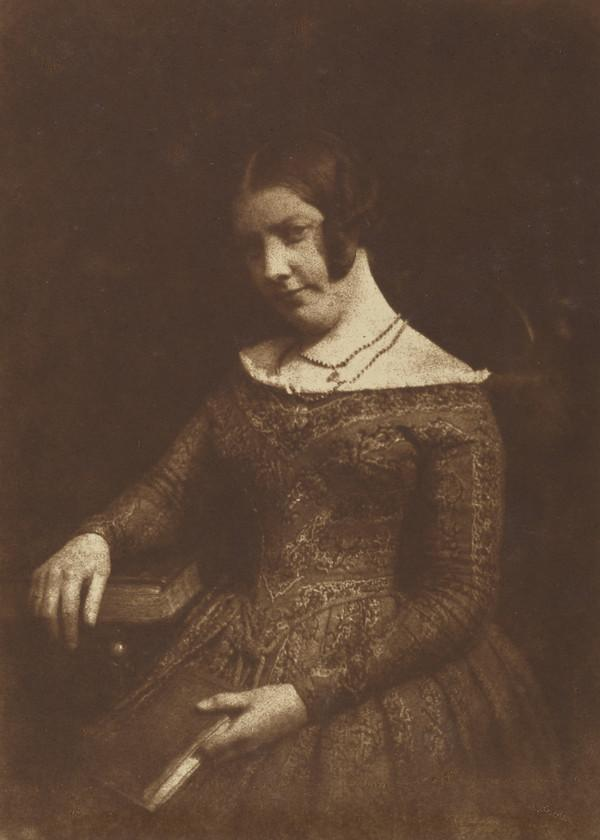 Unknown woman (perhaps Mrs Wilkinson) [not illustrated in Catalogue] (1843 - 1847)