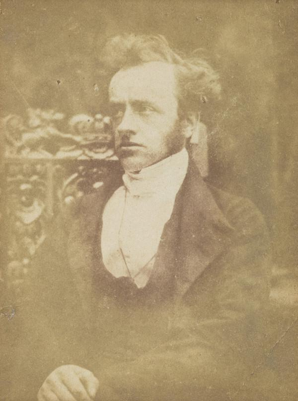 Rev. Dr Robert Smith Candlish, 1807 - 1873. Of St George's, Edinburgh; Principal of New College [b] (1843 - 1847)