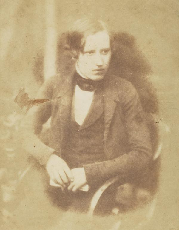 Unknown man [not recorded in Catalogue] (1843 - 1847)