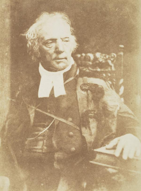 Rev. Dr Thomas Chalmers, 1780 - 1847. Preacher and social reformer [d] (1843 - 1847)