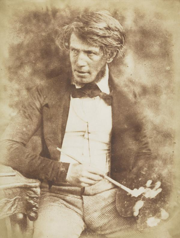Horatio McCulloch, 1805 - 1867. Landscape painter (1843 - 1846)