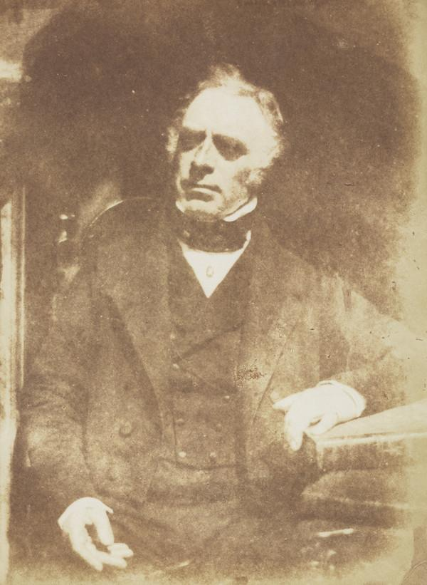 Rev. Dr James Grierson, 1791 - 1875. Of Errol; Free Church minister; Moderator of the General Assembly (1843 - 1847)