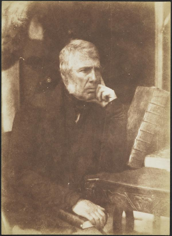 Rev. Dr John Fleming, 1785 - 1857. Of Clackmannan; Professor of Natural Philosophy at Aberdeen University, Professor of Natural Science at New... (1843 - 1847)
