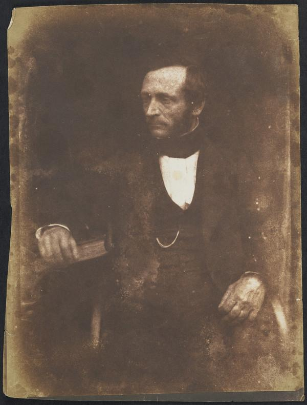Rev. William Sorley, 1803 - 1859. Of Selkirk; Free Church minister (1843 - 1847)