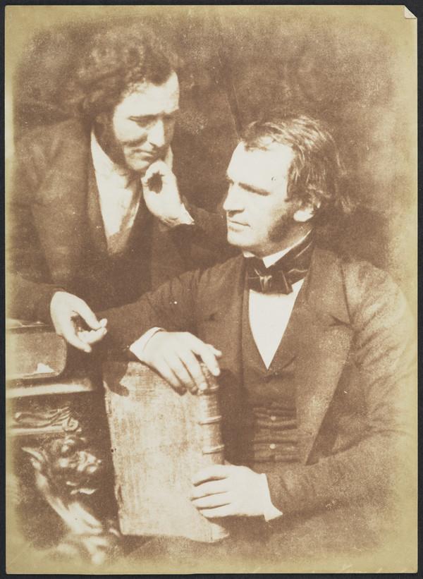 Rev.  - Moir and John Gibson [Group 195] (1843 - 1847)