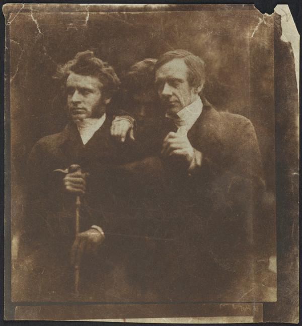Rev. Dr James Begg, Hugh Miller and Rev. Dr Thomas Guthrie [Group 31] (1843 - 1847)