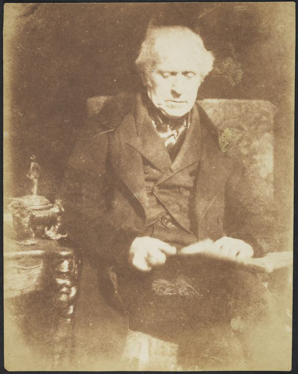 Sir David Brewster, 1781 - 1868. Natural philosopher [a] (1843 - 1847)