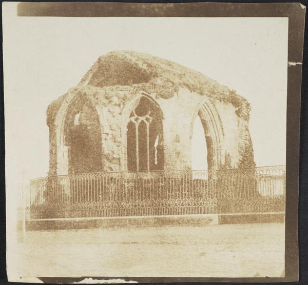 Blackfriars Chapel, St. Andrews [St Andrews 78]