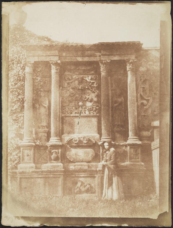 The Tod Mounument, Greyfriars Churchyard, Edinburgh [Edinburgh 71] (1843 - 1847)