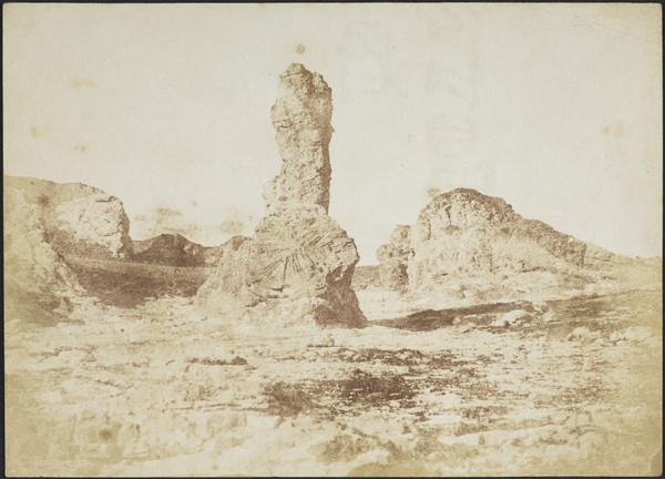 Spindle rock, St. Andrews [St Andrews 60] (1843 - 1847)