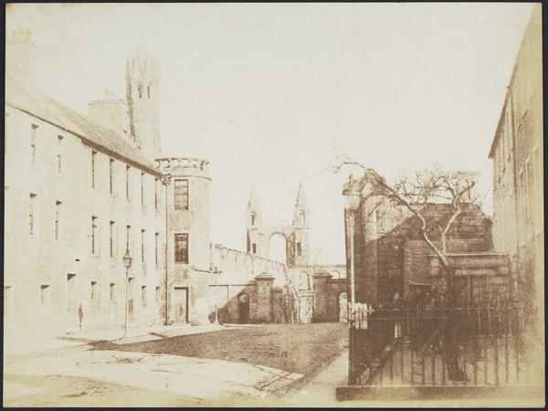 South Street, East End, St. Andrews [St Andrews 48] (1843 - 1847)