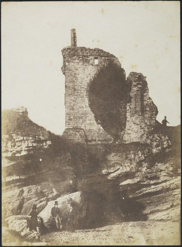 Fore Tower, Castle, St. Andrews [St Andrews 12] (1843 - 1847)