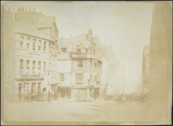 John Knox's House, High Street, Edinburgh (1843 - 1847)