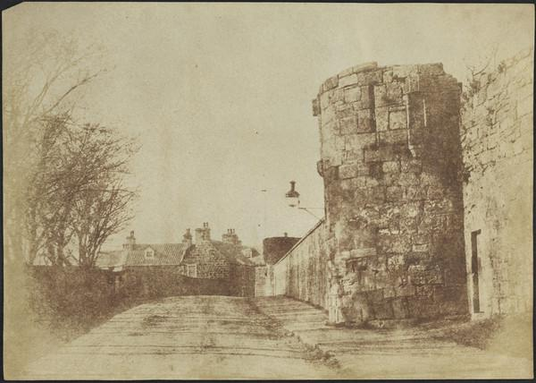 The Abbey Wall, St. Andrews [St Andrews 29] (1843 - 1847)