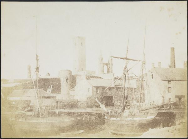 St. Andrews Harbour [St Andrews 31] (1843 - 1847)