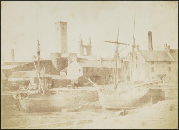 St. Andrews Harbour [St Andrews 32] (1843 - 1847)