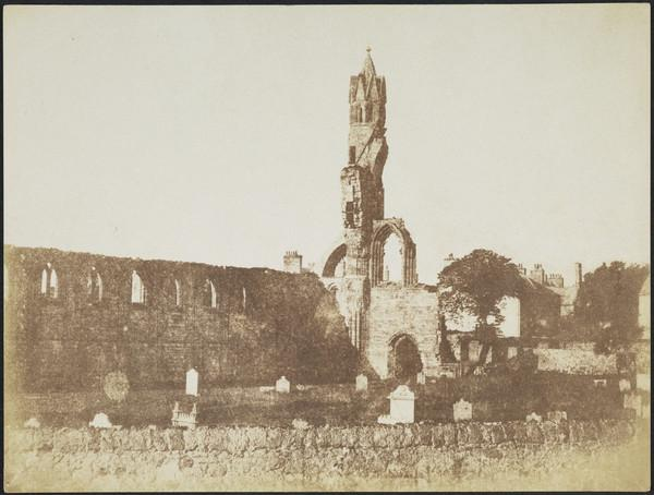 St. Andrews Cathedral [St Andrews 22] (1842 - 1847)