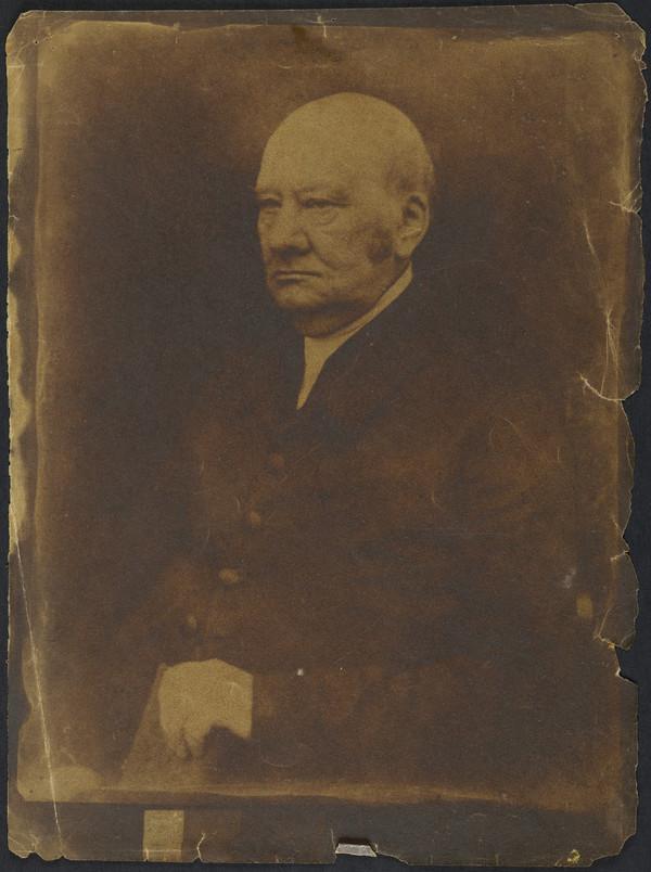 Reverend Jabez Bunting [Men b] (1843 - 1847)