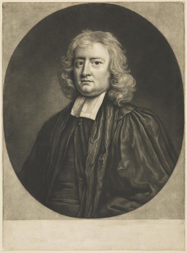 Thomas Knipe, 1638 - 1711. Headmaster of Westminster