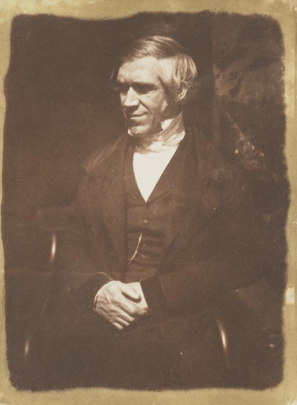 Rev. Finlay McAlister, 1805 - 1866. Of Crieff; Free Church minister [b] (1843 - 1847)