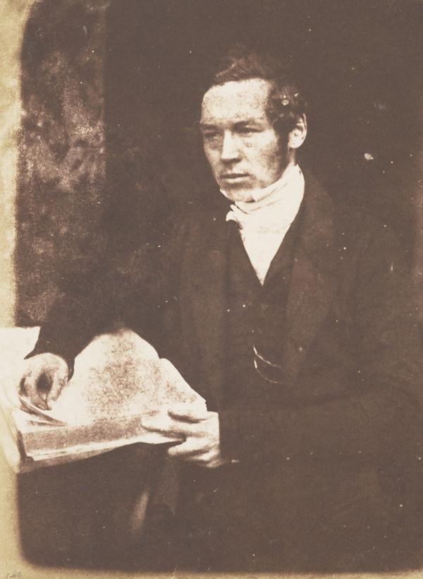 Rev. Stephen Hislop, 1817 - 1863. Missionary and naturalist (1843 - 1847)