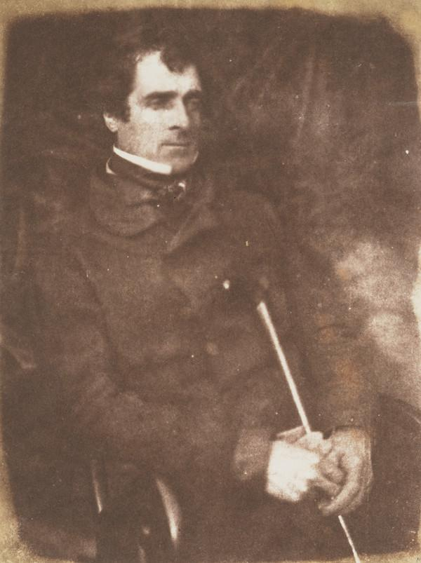 John Gibson Lockhart, 1794 - 1854. Son-in-law and biographer of Scott [a] (1843 - 1847)