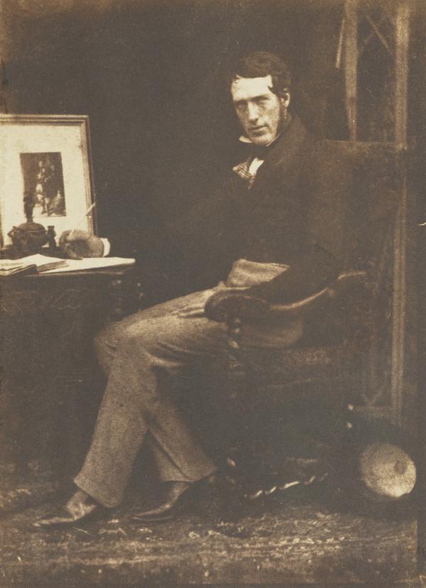 Unknown man 128 (1843 - 1847)