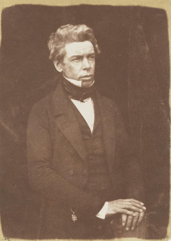 Rev. Robert Niven. Missionary of the United Secession Church in South Africa (1843 - 1847)