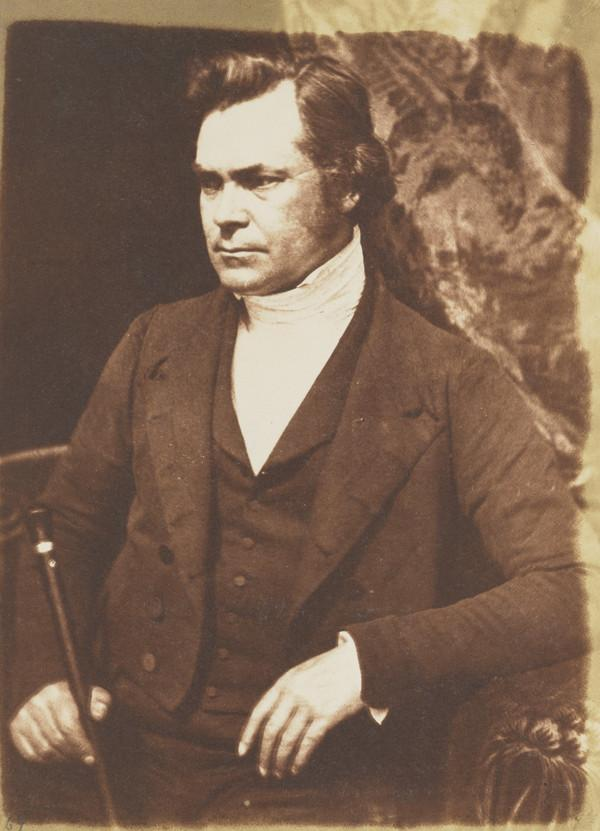 Rev. Dr John Longmuir, 1803 - 1883. Of Aberdeen; Free Church minister; geologist and philologist (1843 - 1847)