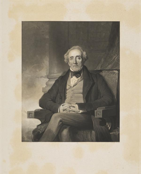 James Charles Stuart Strange, 1753 - 1840. Eldest son of Sir Robert Strange