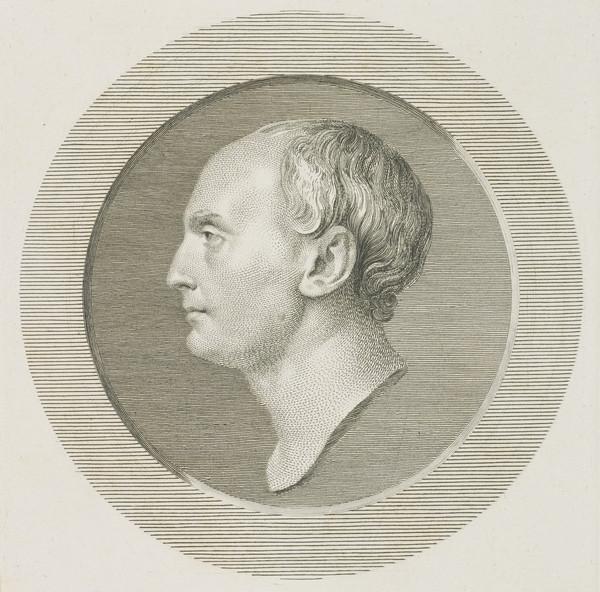 Head of Author in profile