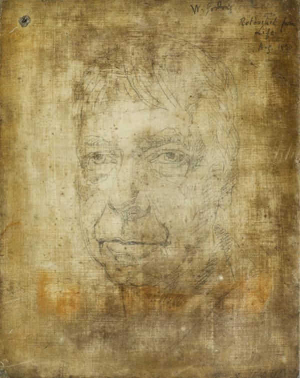 Sir Walter Scott, 1771 - 1832. Novelist and poet (1830)