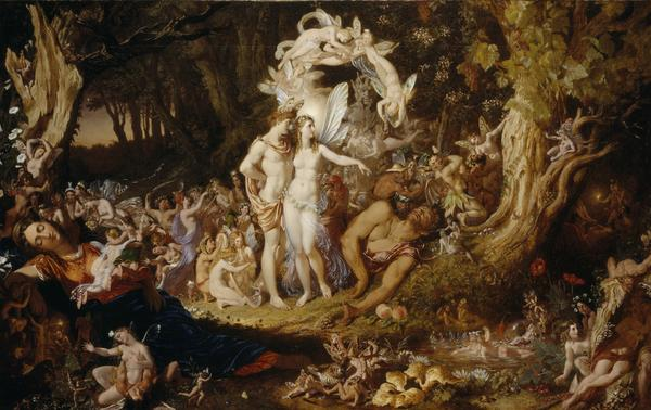 The Reconciliation of Oberon and Titania