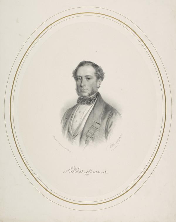 John Hall Maxwell, 1812 - 1866. Agriculturalist