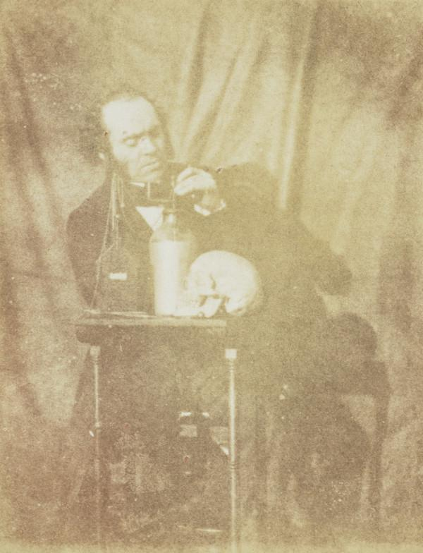 Dr James Jasper MacAldin, fl. 1826 - 1877. Eye surgeon