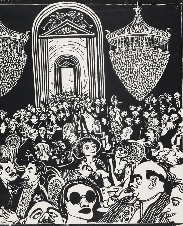 Edinburgh Festival Club 1947