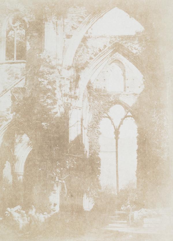 Interior, Tintern Abbey