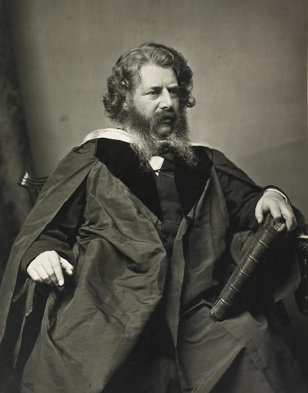William JohnMacquorn Rankine, C.E., LL.D., Professor of Civil Engineering and Mechanics