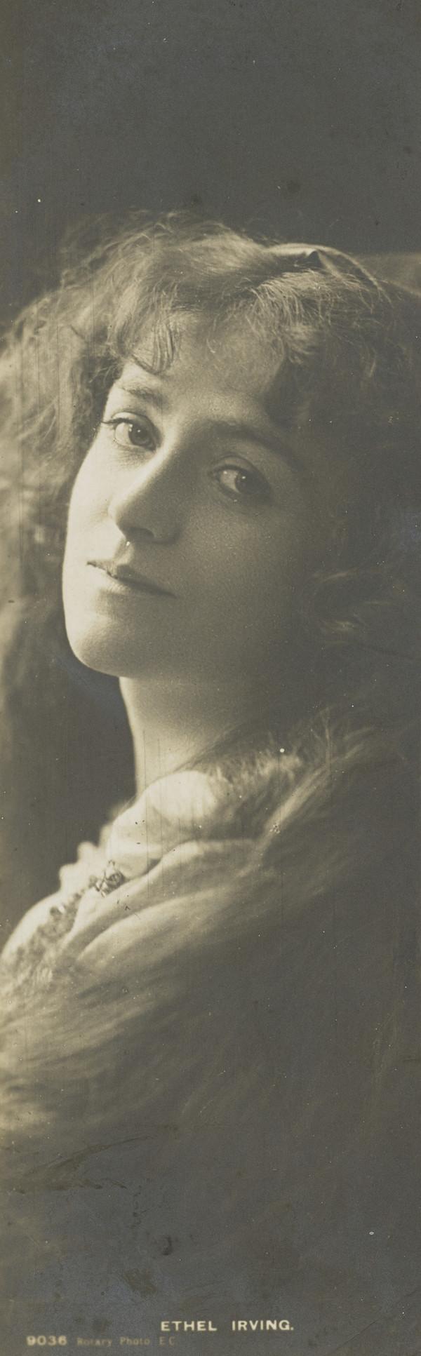 Watch Ethel Irving video