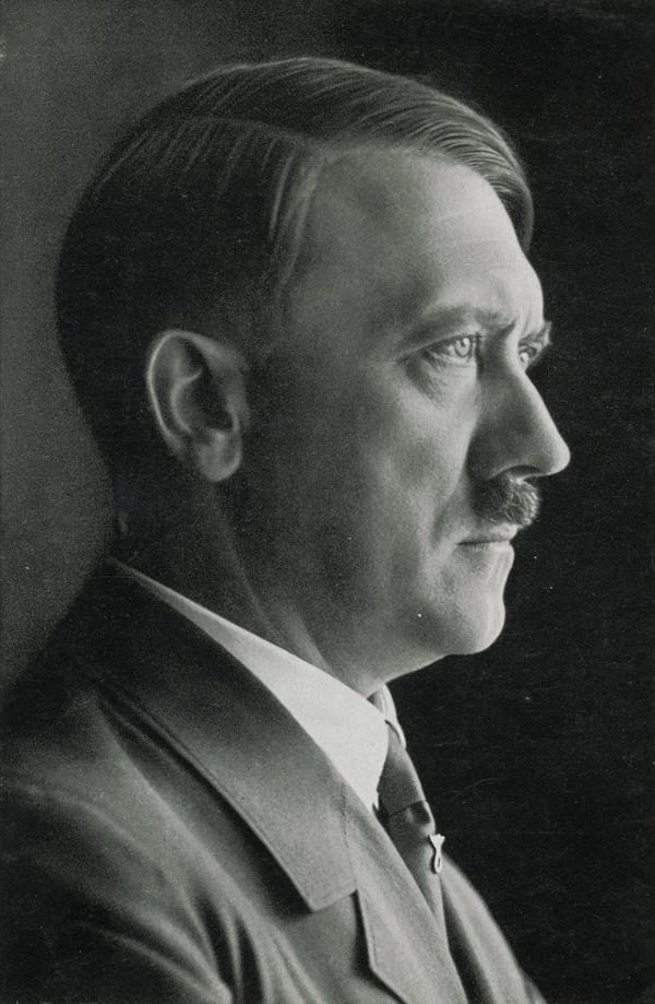 Adolf Hitler on his 47th Birthday