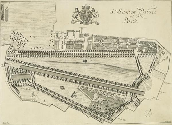 St James Palace and Park