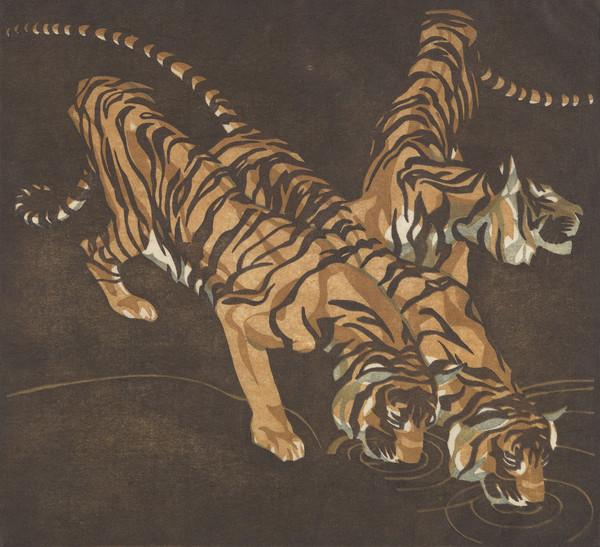 Tigers (About 1925)