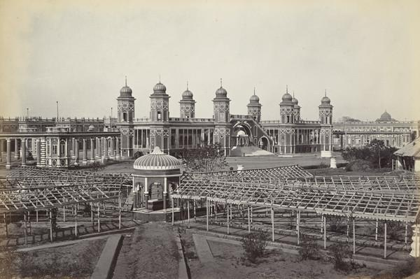 Lucknow - Kaiser Bagh, Vinery
